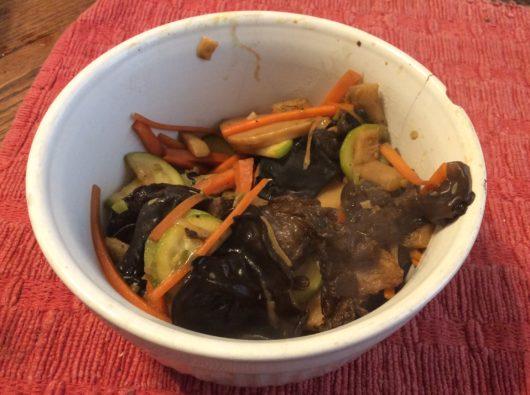 Vegetarian Kidney Stir Fry