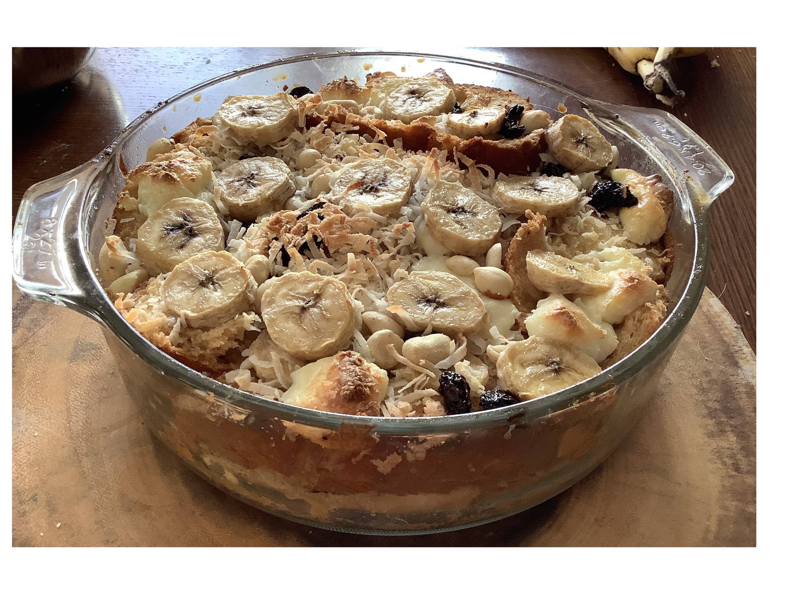 Jalisco Style Bread Pudding