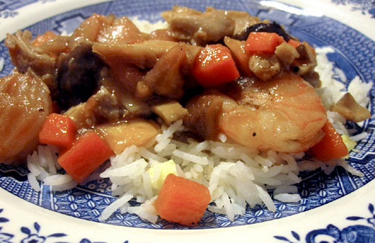 Hokkien Fried Rice