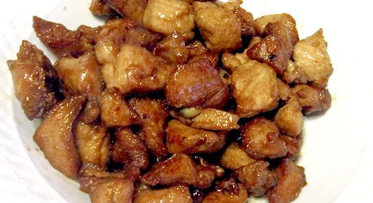 Lychee Pork