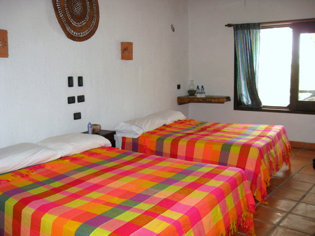 Room at  La Palapa - Isla Holbox
