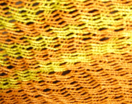 Yucatecan hammock weave